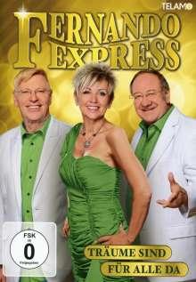 Fernando Express: Träume sind für alle da, DVD