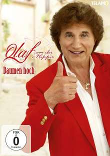 Olaf (ex-Die Flippers): Daumen hoch, DVD
