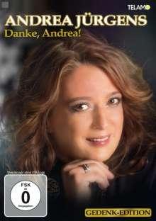 Andrea Jürgens: Danke, Andrea! (Geschenk-Edition), DVD