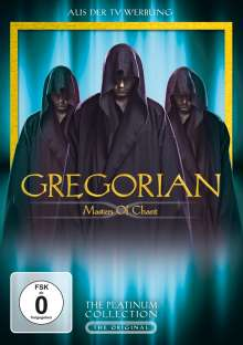 Gregorian: The Platinum Collection, DVD
