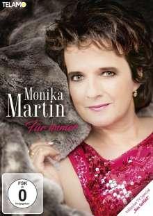 Monika Martin: Für immer, DVD