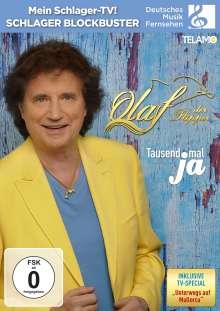 Olaf Der Flipper (Olaf Malolepski): Tausendmal Ja, DVD