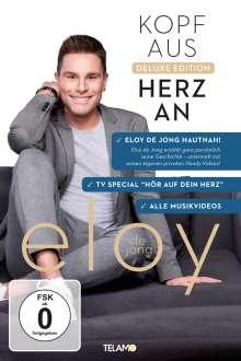 Eloy de Jong: Kopf aus - Herz an, DVD