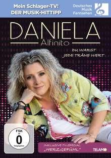 Daniela Alfinito: Du warst jede Träne wert, DVD