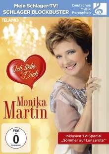 Monika Martin: Ich liebe Dich, DVD