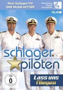 Die Schlagerpiloten: Lass uns fliegen, DVD