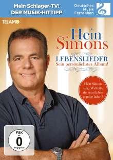 Hein Simons (Heintje): Lebenslieder, DVD