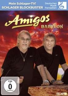 Die Amigos: Babylon (Clipkollektion), DVD