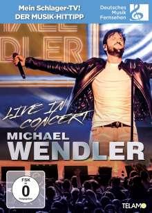 Michael Wendler: Michael Wendler (Live in Concert), DVD