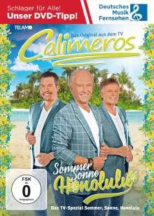 Calimeros: Sommer,Sonne,Honolulu, DVD