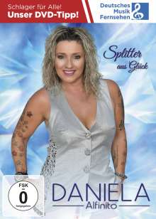 Daniela Alfinito: Splitter aus Glück, DVD