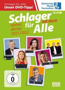 Schlager für Alle - Die Neue: Herbst/Winter 2021/2022, DVD