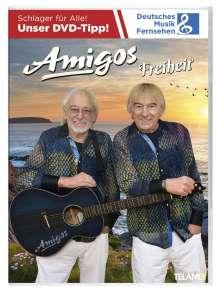 Die Amigos: Freiheit, DVD