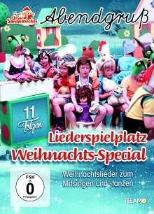 Unser Sandmännchen - Abendgruß: Liederspielplatz Weihnachts-Special, DVD