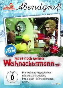 Unser Sandmännchen - Abendgruß: Als es noch keinen Weihnachtsmann gab, DVD