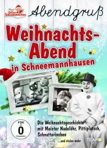 Unser Sandmännchen - Abendgruß: Weihnachts-Abend in Schneemannhausen, DVD