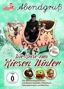 Unser Sandmännchen - Abendgruß: Die Reise zum Riesen Winter, DVD