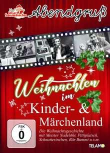 Unser Sandmännchen - Abendgruß: Weihnachten im Kinder- & Märchenland, DVD