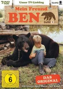 Mein Freund Ben Staffel 1, 7 DVDs
