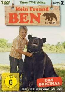 Mein Freund Ben Staffel 2, 7 DVDs