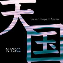 New York Standards Quartet (NYSQ): Heaven Steps To Seven, CD