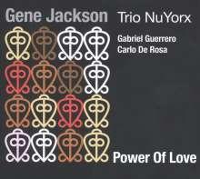 Gene Jackson: Power Of Love, CD