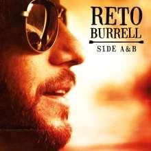 Reto Burrell: Side A & B, CD