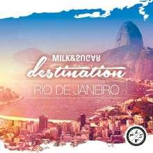 Destination: Rio De Janeiro - Compiled And Mixed By Milk & Sugar, 2 CDs