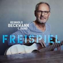 Reinhold Beckmann: Freispiel, CD