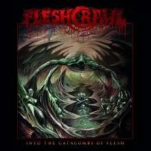Fleshcrawl: Into The Catacombs Of Flesh, LP