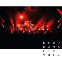 Moop Mama: Live Vol. 2, CD