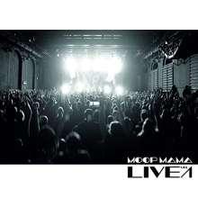 Moop Mama: Live Vol.1, CD