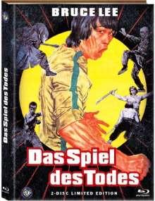 Das Spiel des Todes (Blu-ray & DVD im Mediabook), 2 Blu-ray Discs