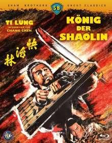 König der Shaolin (Blu-ray), Blu-ray Disc