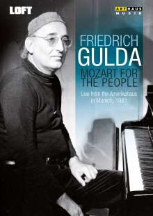 Friedrich Gulda - Mozart for the People, DVD