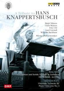 A Tribute to Hans Knappertsbusch, DVD