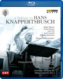 A Tribute to Hans Knappertsbusch, Blu-ray Disc