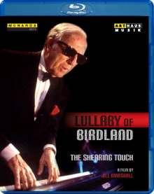 George Shearing (1919-2011): Lullaby Of Birdland - A Film By Jill Marshall, Blu-ray Disc
