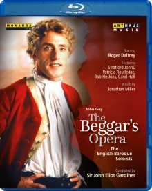 John Gay (1685-1732): The Beggar's Opera, Blu-ray Disc