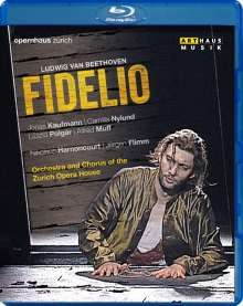 Ludwig van Beethoven (1770-1827): Fidelio op.72, Blu-ray Disc