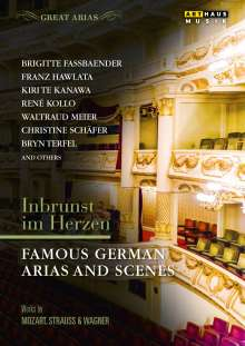 Great Arias - Famous German Arias And Scenes, DVD