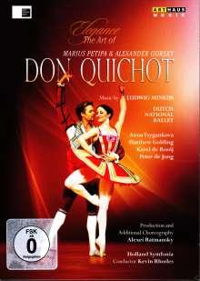 Holländisches Nationalballett - Don Quichot, DVD