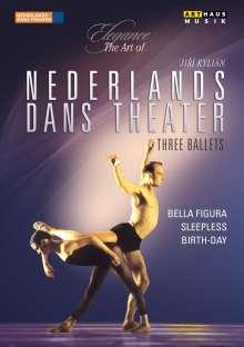 Nederlands Dans Theater - Three Ballets, DVD