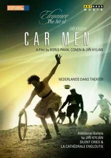 Jiri Kylian & Nederlands Dans Theater - Car Men, DVD