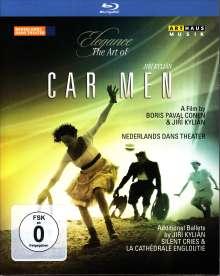 Jiri Kylian & Nederlands Dans Theater - Car Men, Blu-ray Disc