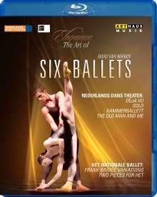 Hans Van Manen - Six Ballets, 2 Blu-ray Discs