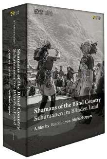 Schamanen im Blinden Land, 5 DVDs