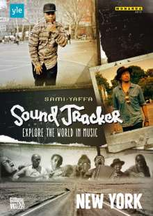 Sami Yaffa: Sound Tracker: New York, DVD