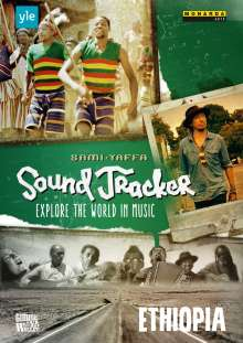 Sami Yaffa: Sound Tracker: Ethiopia, DVD