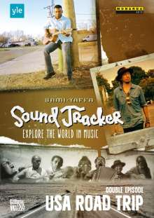 Sami Yaffa: Sound Tracker: USA Road Trip, DVD